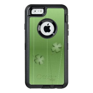 Coque OtterBox iPhone 6/6s Conception irlandaise de trèfle