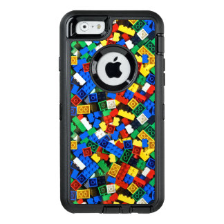 Coque OtterBox iPhone 6/6s Construction de briques de construction de blocs