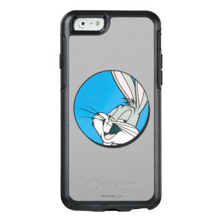 Coque OtterBox iPhone 6/6s Correction bleue de ™ de BUGS BUNNY rétro