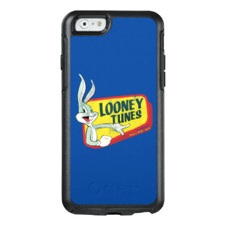 Coque OtterBox iPhone 6/6s Correction LOONEY du ™ TUNES™ de BUGS BUNNY rétro