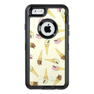 Coque OtterBox iPhone 6/6s Crème glacée napolitain