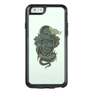 Coque OtterBox iPhone 6/6s Crête de Harry Potter | Slytherin