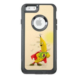 Coque OtterBox iPhone 6/6s CS ÉTRANGER de l'iPhone 6/6s de M.BANANA Apple