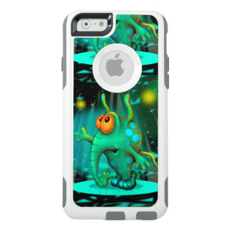 Coque OtterBox iPhone 6/6s CS W de l'iPhone 6 d'Apple de BANDE DESSINÉE de