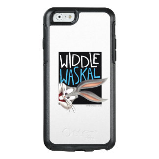 Coque OtterBox iPhone 6/6s ™ de BUGS BUNNY - Widdle Waskal