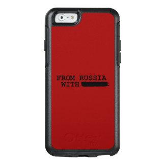 Coque OtterBox iPhone 6/6s de Russie avec-------
