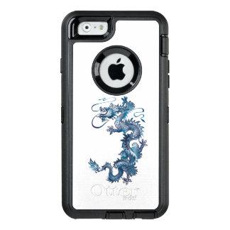 Coque OtterBox iPhone 6/6s Dragon bleu