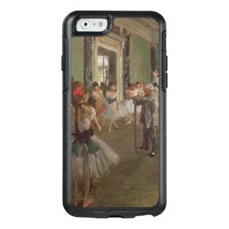 Coque OtterBox iPhone 6/6s Edgar Degas | la classe de danse, c.1873-76