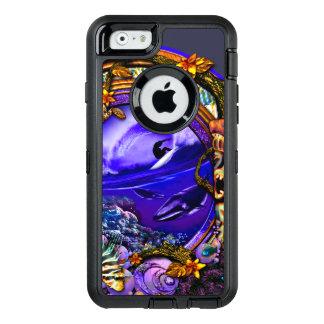 Coque OtterBox iPhone 6/6s Édition limitée de cas de fièvre de jungle