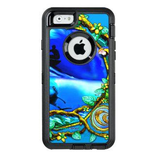 Coque OtterBox iPhone 6/6s Édition limitée de cas d'échos d'île