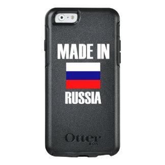 Coque OtterBox iPhone 6/6s Fait dans le drapeau de la Russie