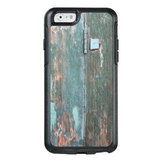 Coque OtterBox iPhone 6/6s Fenêtre en bois dans des régions tibétaines d'Amdo