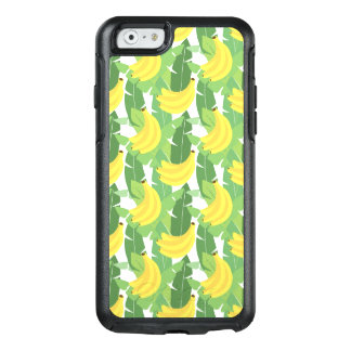 Coque OtterBox iPhone 6/6s Feuille de banane et motif de fruit