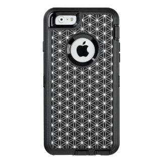 Coque OtterBox iPhone 6/6s Fleur de la géométrie sacrée de la vie