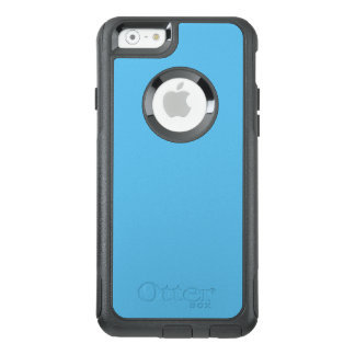 Coque OtterBox iPhone 6/6s Gentiment couleur de bleu de Snuggable