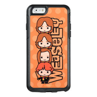 Coque OtterBox iPhone 6/6s Graphique de Weasley Siblilings de bande dessinée