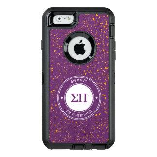 Coque OtterBox iPhone 6/6s Insigne du sigma pi  
