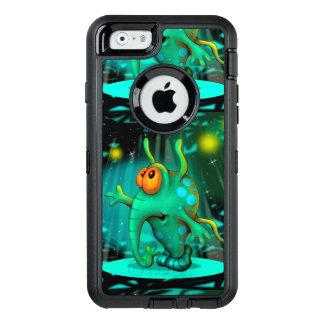 Coque OtterBox iPhone 6/6s iPhone 6 DF d'Apple de BANDE DESSINÉE de l'ALIEN 2