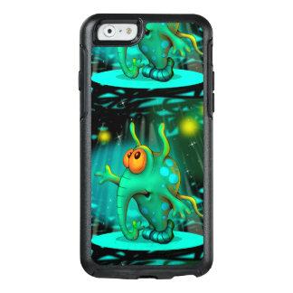 Coque OtterBox iPhone 6/6s iPhone d'Apple de BANDE DESSINÉE de l'ALIEN 2 de