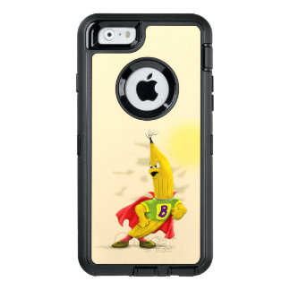 Coque OtterBox iPhone 6/6s iPhone ÉTRANGER 6/6s DS de M.BANANA Apple