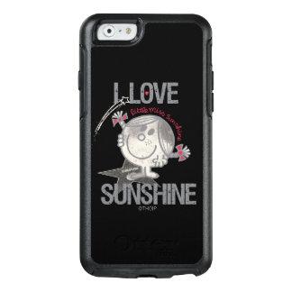 Coque OtterBox iPhone 6/6s J'aime petite Mlle Sunshine