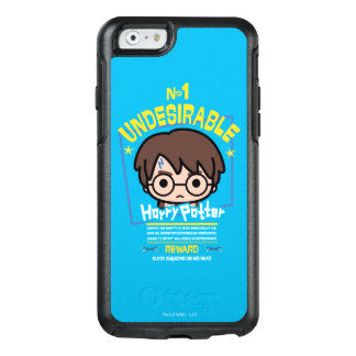 Coque OtterBox iPhone 6/6s La bande dessinée Harry Potter a voulu le