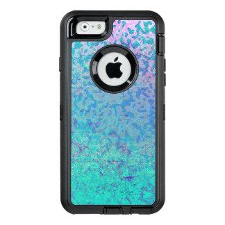 Coque OtterBox iPhone 6/6s la poussière d'étoile de scintillement de cas de