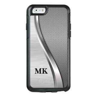 Coque OtterBox iPhone 6/6s Le monogramme frais des hommes