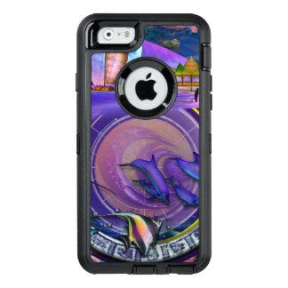 Coque OtterBox iPhone 6/6s L'édition limitée Apple de Chi oriental enferment