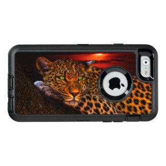 Coque OtterBox iPhone 6/6s Léopard