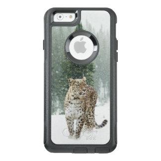 Coque OtterBox iPhone 6/6s Léopard dans la neige