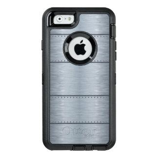 Coque OtterBox iPhone 6/6s Métallique moderne des hommes