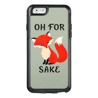Coque OtterBox iPhone 6/6s Mignon oh pour le cas de l'iPhone 6/6s d'OtterBox