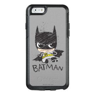 Coque OtterBox iPhone 6/6s Mini croquis classique de Batman
