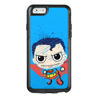 Coque OtterBox iPhone 6/6s Mini croquis de Superman