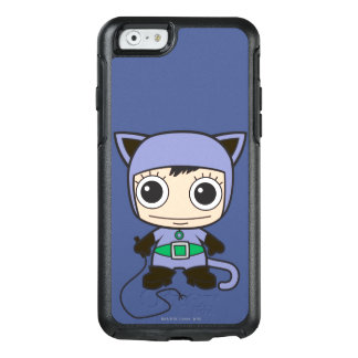 Coque OtterBox iPhone 6/6s Mini femme de chat