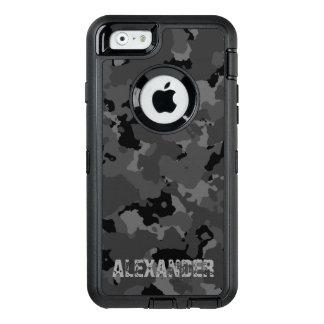 Coque OtterBox iPhone 6/6s Modèle nommé foncé de Camo