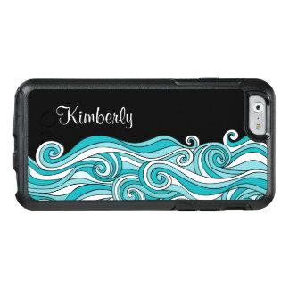 Coque OtterBox iPhone 6/6s Monogramme de plage