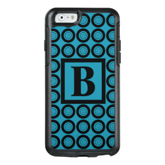 Coque OtterBox iPhone 6/6s Monogramme et cercles