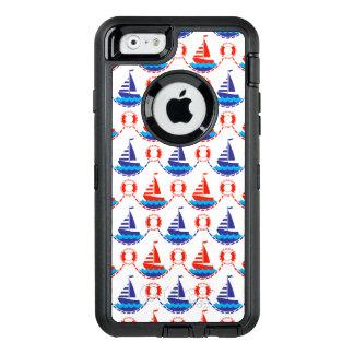 Coque OtterBox iPhone 6/6s Motif de bateau à voile