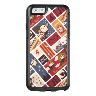 Coque OtterBox iPhone 6/6s Motif de scènes de bande dessinée de Harry Potter