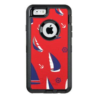 Coque OtterBox iPhone 6/6s Motif maigre de voilier