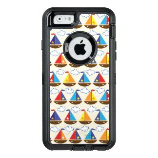 Coque OtterBox iPhone 6/6s Motif mignon 2 de voilier