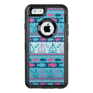 Coque OtterBox iPhone 6/6s Motif superbe de poissons et de voilier