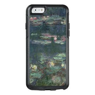 Coque OtterBox iPhone 6/6s Nénuphars de Claude Monet | : Réflexions vertes