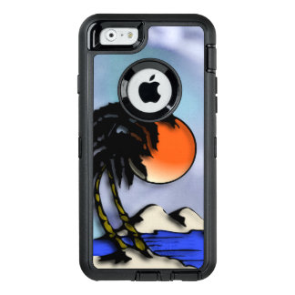 Coque OtterBox iPhone 6/6s Paradis d'île