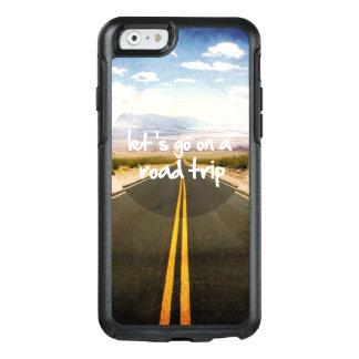 Coque OtterBox iPhone 6/6s Partons en voyage par la route