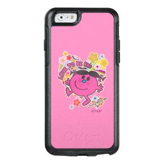 Coque OtterBox iPhone 6/6s Petit amour de Mlle Bad | à être mauvais