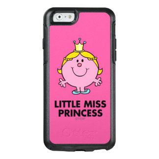 Coque OtterBox iPhone 6/6s Petit arrière - plan de couronne de Mlle le