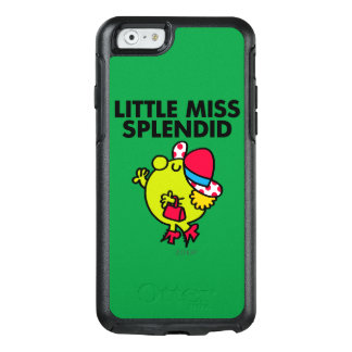 Coque OtterBox iPhone 6/6s Petit lettrage noir de Mlle Splendid |